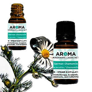 Chamomile(German or Blue Chamomile) Oil