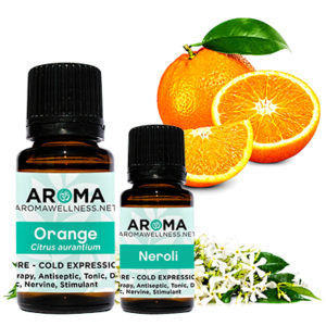 Orange (Bitter) Oil / Neroli